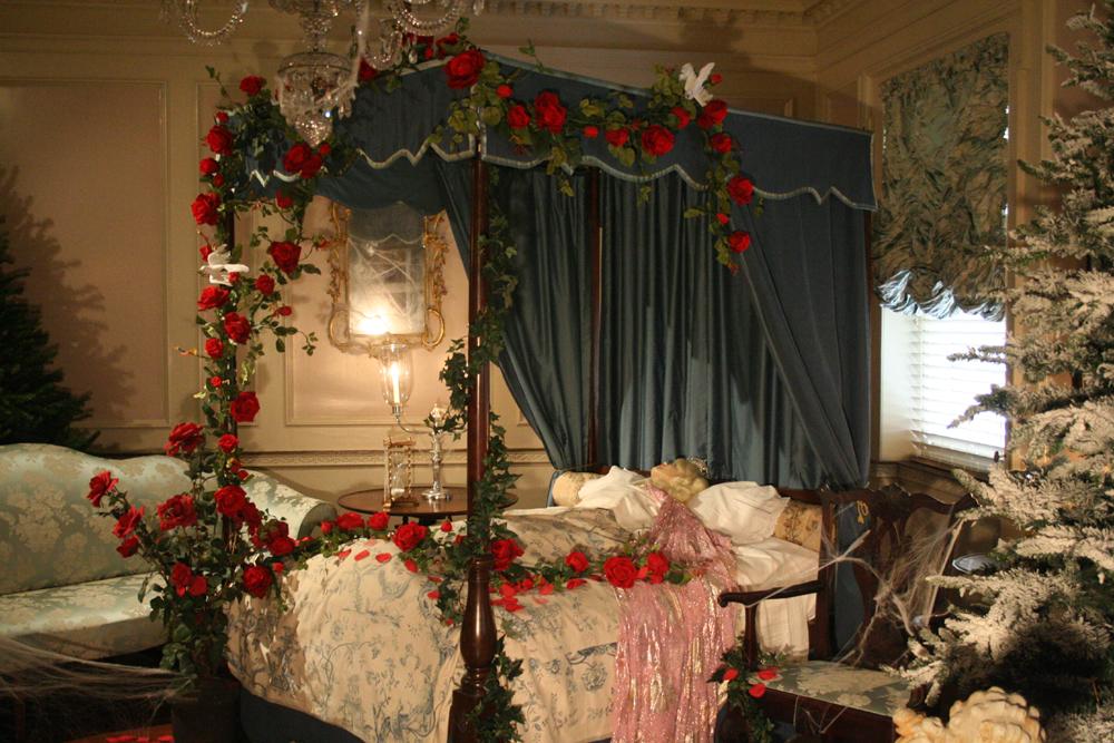 The Classic Fairytale Sleeping Beauty Historic Odessa