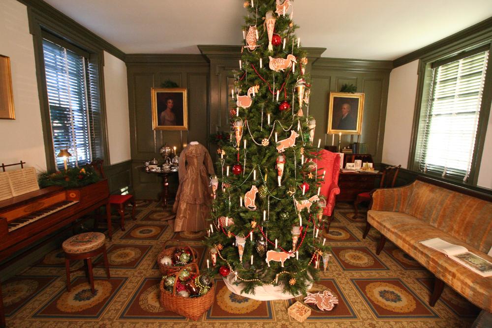 A Joyful Tasha Tudor Christmas Historic Odessa Foundation