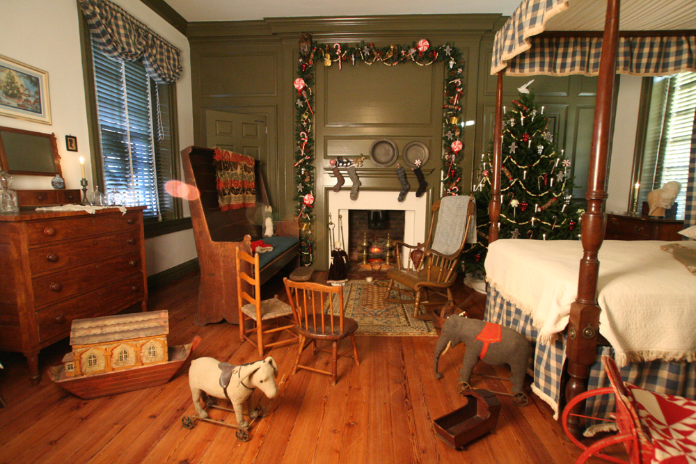 A Joyful Tasha Tudor Christmas Historic Odessa Foundation