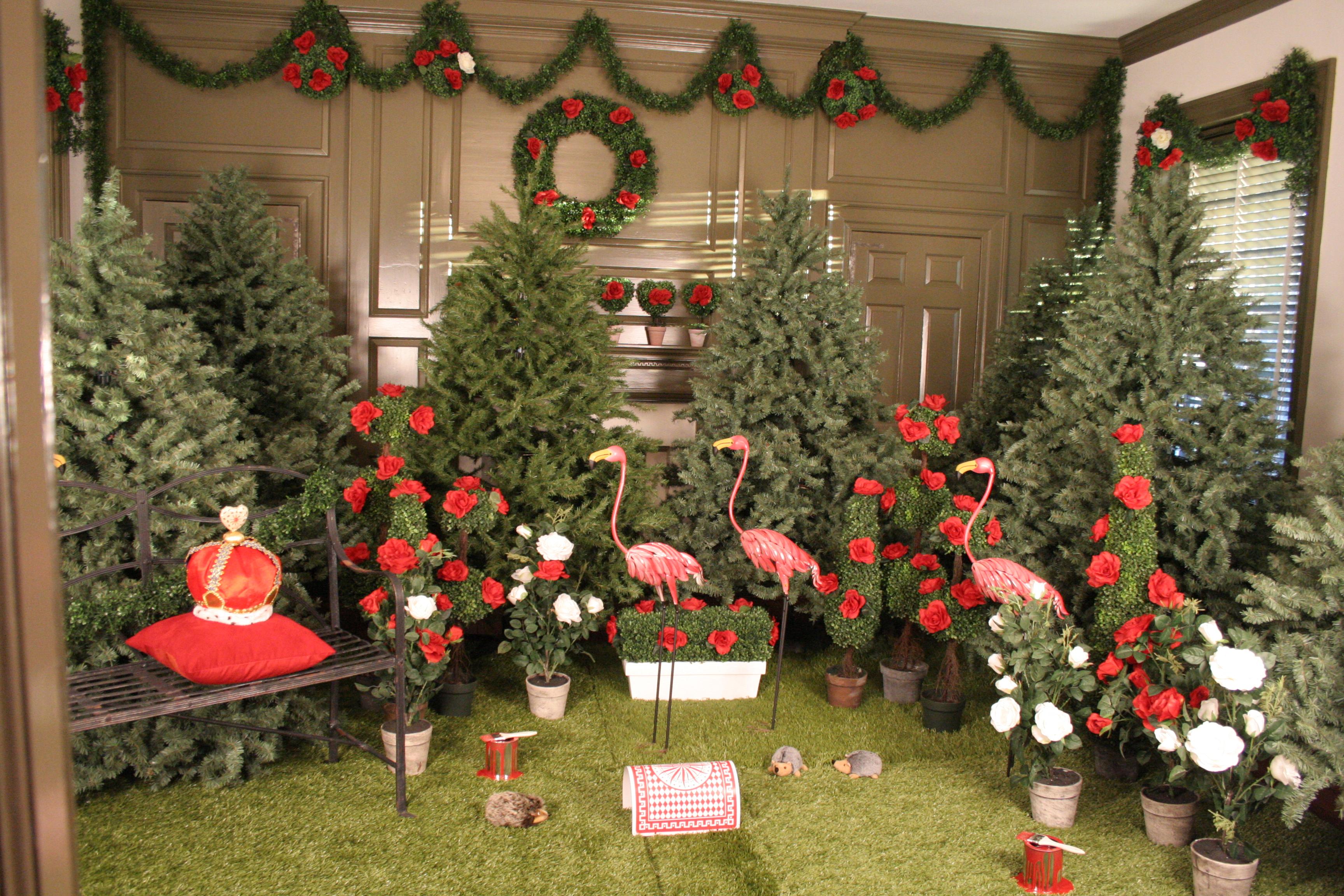 Christmas In Wonderland.Alice S Adventures In Wonderland Historic Odessa Foundation