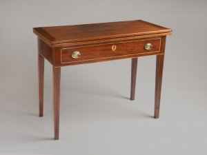 Card Table from the Federal Period