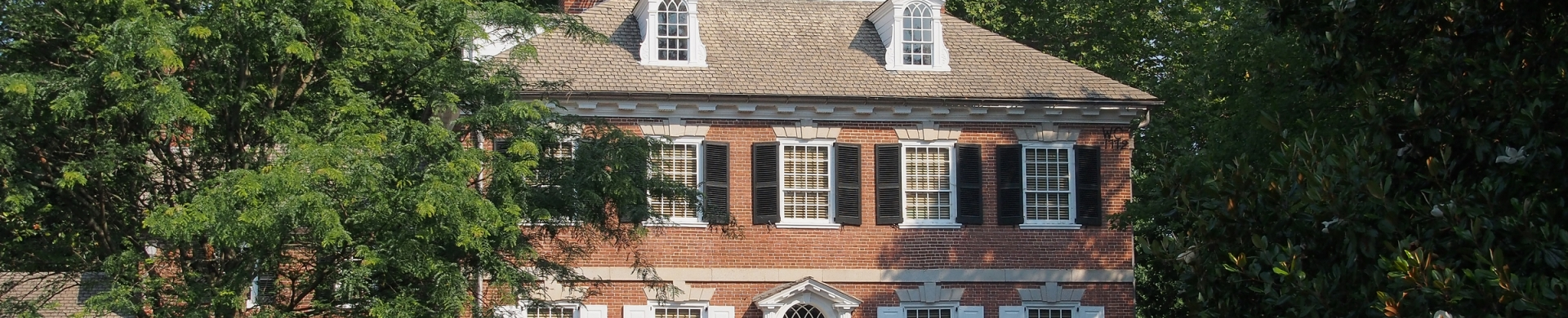 Corbit-Sharp House c. 1774, a National Historic Landmark