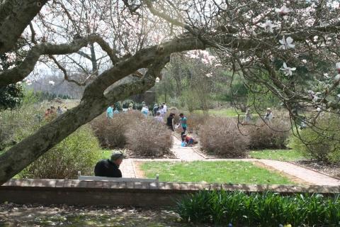 Odessa Gardens Easter Egg Hunt