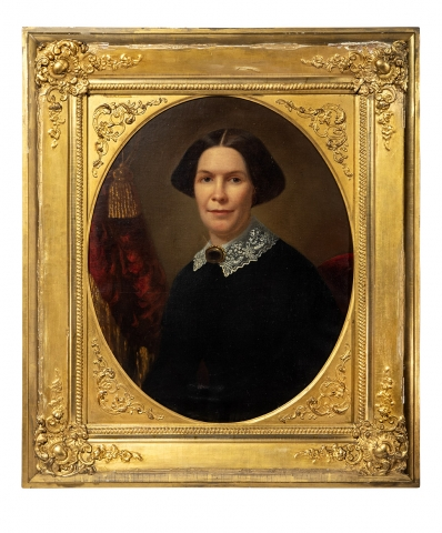 Portrait of Mary Pennell Corbit