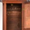 Duncan Beard Tall Clock Open Cabinet Photo