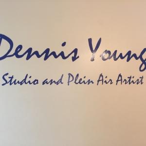Dennis young exhibit