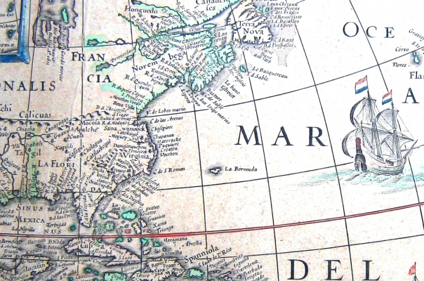 H. Rodney Sharp Map Collection