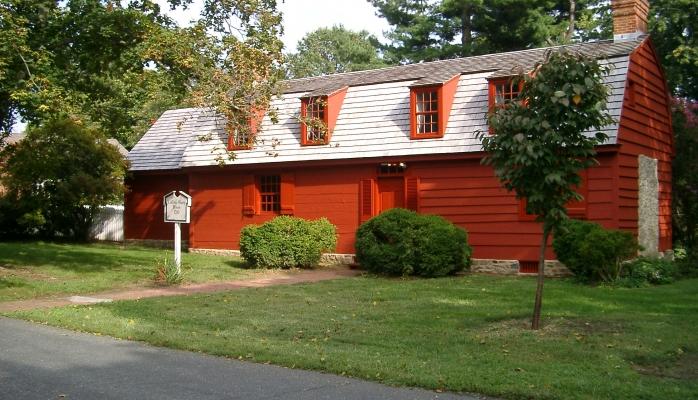 Collins-Sharp House, Odessa Delaware
