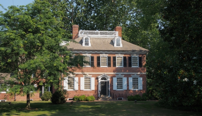 Corbit-Sharp House, Odessa, Delaware