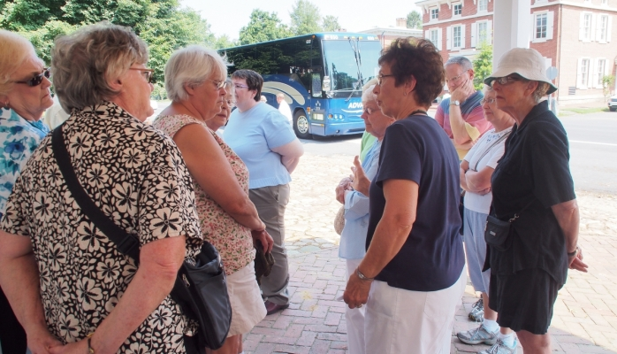 Historic Odessa Group Tours