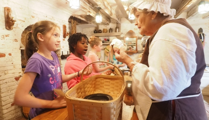 School Tours at Historic Odessa