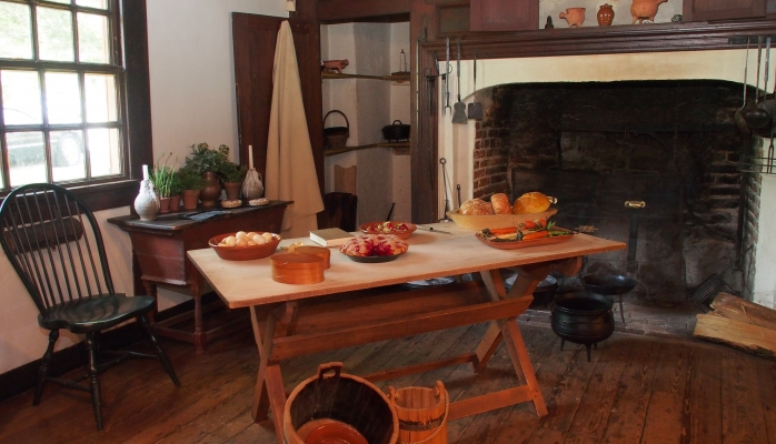 Hearth Cooking Workshop