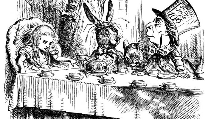 Alice in Wonderland at Odessa