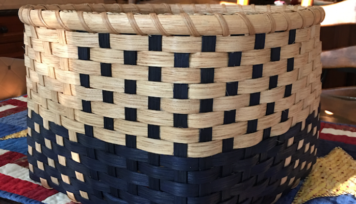 Basket Making, Historic Odessa Foundation