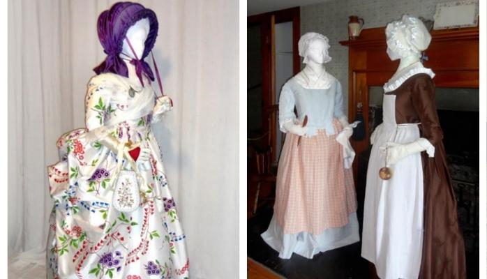 Dual Fashion Exhibit