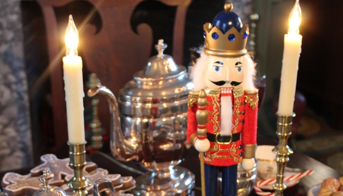 Holiday Nutcracker Exhibit