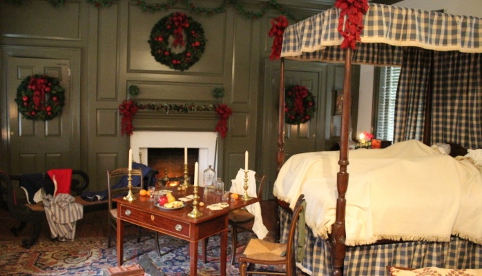 Sold Out Holiday Historic House Tour December