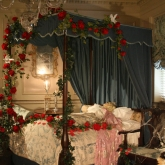 Sleeping Beauty Christmas Exhibit