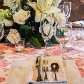 Delaware Wedding Table Setting
