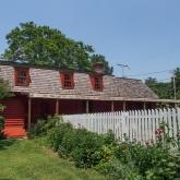 Collins-Sharp House Garden