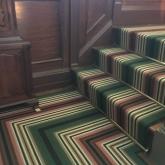 Venetian carpet Historic Odessa