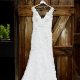 Historic Odessa wedding dress