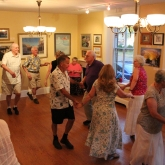 The Historic Odessa Foundation host their 11th annual Colonial Dance