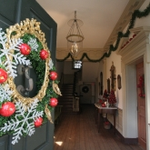 A Snow White Christmas at Historic Odessa