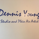Dennis young exhibit