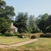 Corbit-Sharp House's Colonial Revival Garden