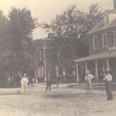 The Brick Hotel circa 1905