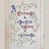 Lewis Carroll Manuscript
