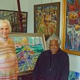 Marilyn Bauman and Edward Loper, Jr.