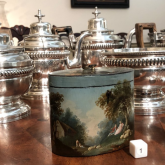 The Bramble Collection, 18 & 19 century tea caddies