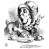 Christmas Curator- Alice's Adventures in Wonderland