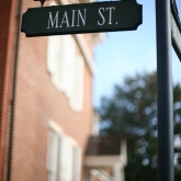Main Street, Odessa, Delaware