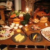 Saturdays at the Hearth: Fireside Feasts