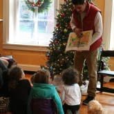By Reservation: Storybook Time (pre-K and Kindergarten) 11am
