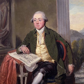 Painting of James Craig by David Allan
